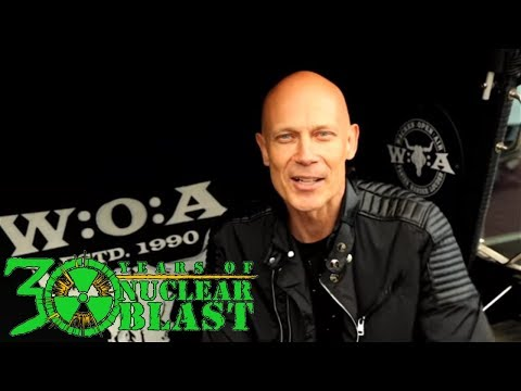 ACCEPT/WOLF HOFFMANN - New ACCEPT + 'Headbangers Symphony' At WACKEN (OFFICIAL)