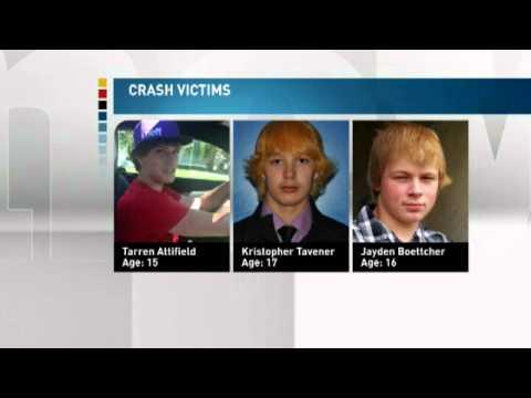 CBC News: Lloydminster Crash Monday
