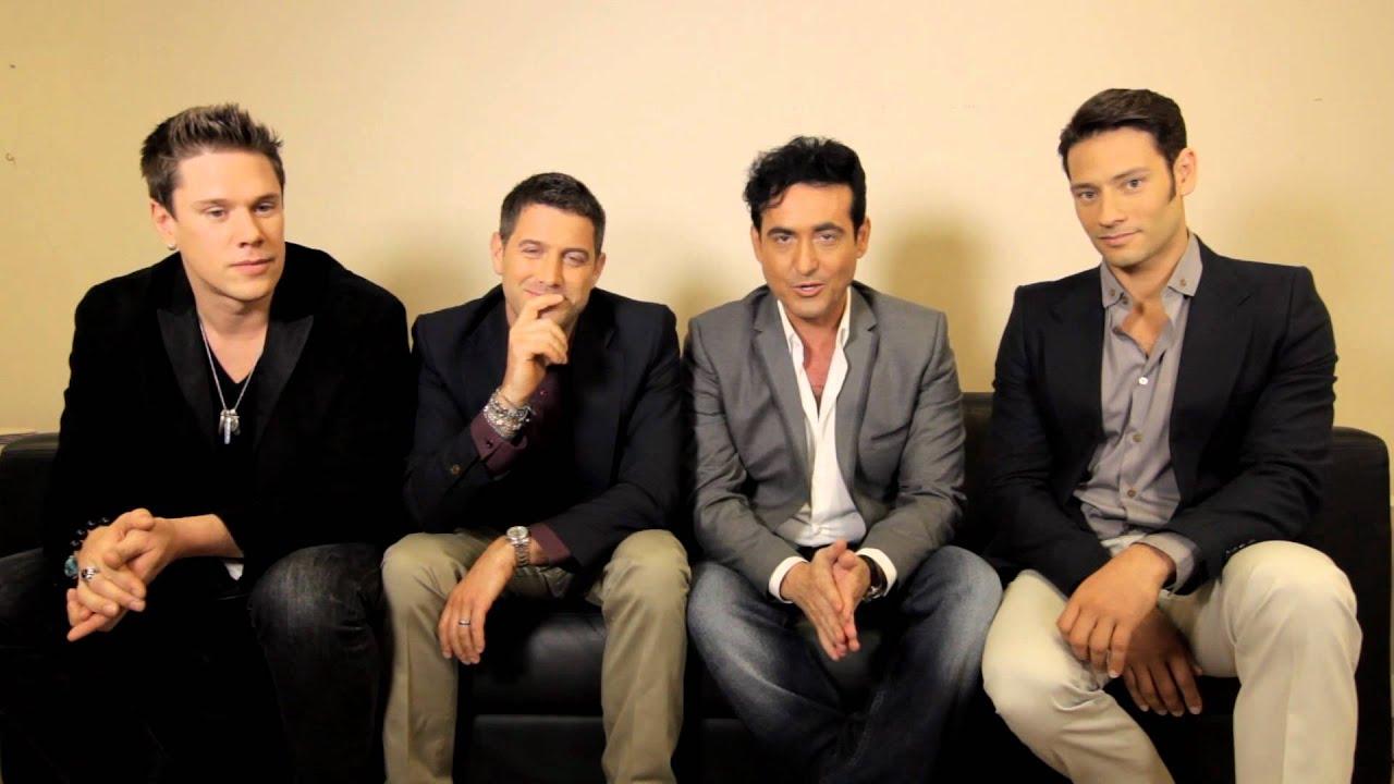 Il divo announce greatest hits album youtube - Il divo translation ...