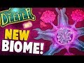 watch he video of NEW Jellyfish Biome & GIANT BOSS!! - Aurelian Depths Update - We Need To Go Deeper Gameplay Update