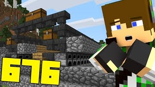 Minecraft ITA - #676 - LA SUPER FORNACE