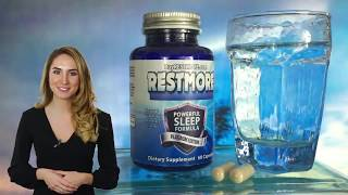 What is RESTMORE Natural Sleep Aid? (Allie) thumbnail