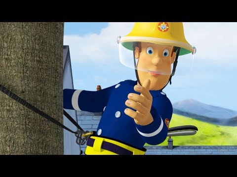 Download Youtube: Fireman Sam New Episodes HD | Wheel of Fire | Firefighters Team saves the day! 🚒 🔥 Kids Movies