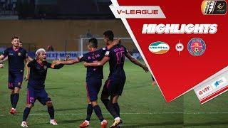 Highlights   Viettel - Sài Gòn FC   Kịch tính cuộc đua trụ hạng   VPF Media