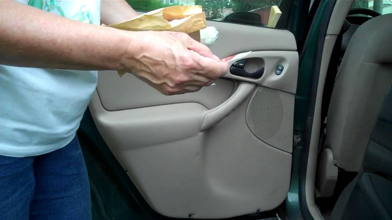 repair or replace window regulator ford focus [ 1280 x 720 Pixel ]