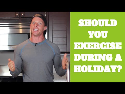 Why You Need Exercise During The Holidays | LiveLeanTV