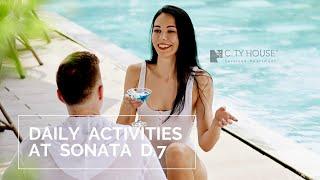CityHouse | Sonata Residence - Daily Activities || Làm gì ở Căn Hộ Dịch Vụ Sonata Residence?