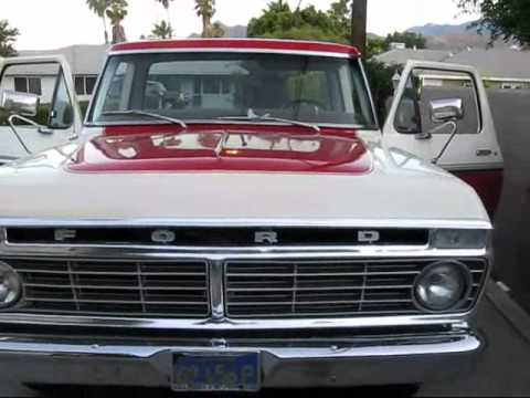 1973 Ford Pickup Restoracion Youtube