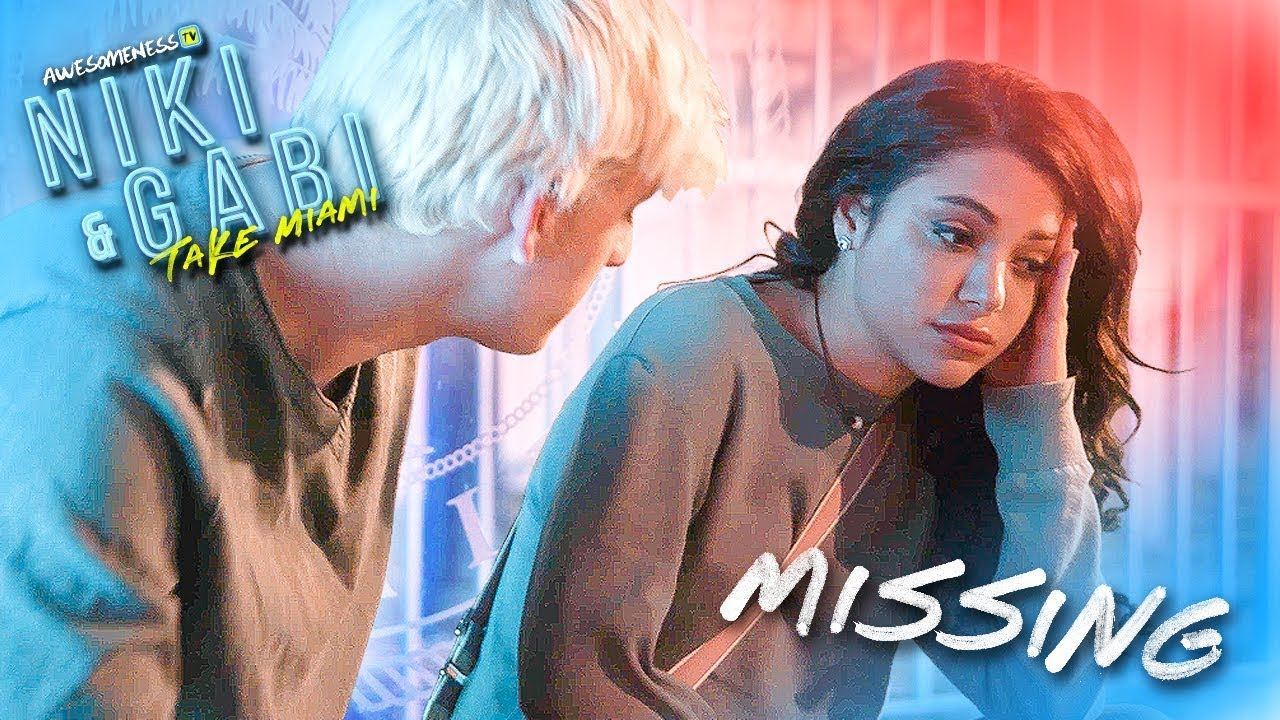 sister goes missing | Niki and Gabi take Miami EP 6
