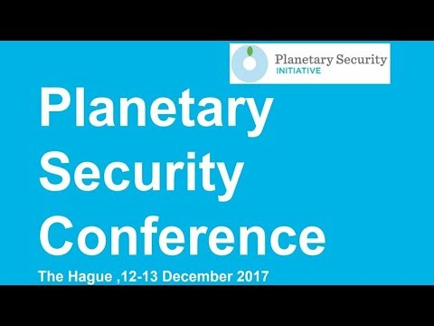 Opening and plenary - From Analysis to Action: Climate, Security, Migration & Urbanisation