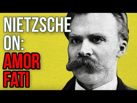 An Animated Introduction to Friedrich Nietzsche's Philosophical Recipe for Getting Over the Sources of Regret, Disappointment and Suffering in Our Lives