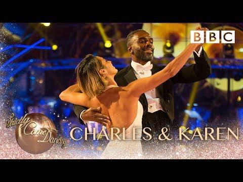 Charles Venn & Karen Clifton Quickstep to 'Sir Duke' - BBC Strictly 2018