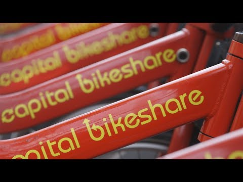 Capital Bikeshare - Promotional Video