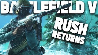 RUSH RETURNS!!!! Battlefield V Livestream | Multiplayer Gameplay | 1080p 60fps