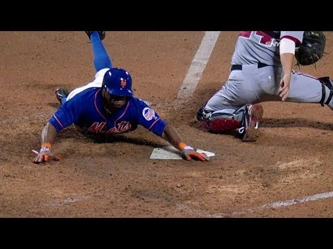 WSH@NYM: Byrd rips a double to score Young in fifth