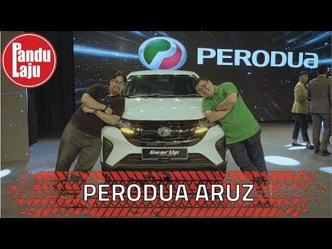 Perodua Aruz atau Toyota Rush atau Honda BR-V? Mana 1 Patut Pilih?