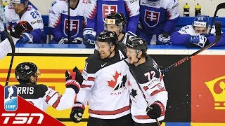 Mark Stone scores with ONE SECOND LEFT to win it for Canada in a thriller