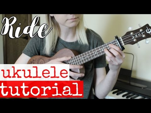 Ride - twenty one pilots | EASY UKULELE TUTORIAL