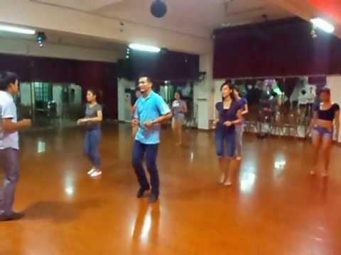 Dạy khiêu vũ điệu BACHATA cơ bản LỚP THẦY VIỆT