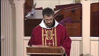 Daily Catholic Mass - 2016-02-06 - Fr. Paschal