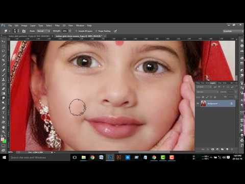 Free Download Skin Smooth Brush And Install In Photoshop
