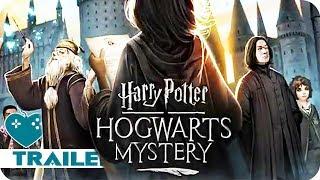 Harry Potter: Hogwarts Mystery Trailer (2018) Harry Potter Mobile Game