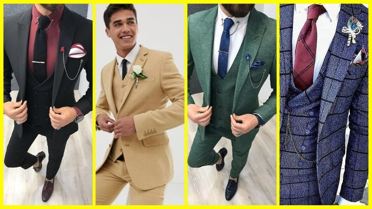 MOST STYLISH SUITS FOR MEN 2020 | WEDDING, PARTY, CASUAL, BUSINESS SUITS COLLECTIONS 2020!