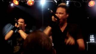 Sonic Syndicate - Blue Eyed Fiend (live), Köln, 21.6.07