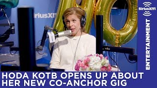 Hoda Kotb on becoming co-anchor on The TODAY Show