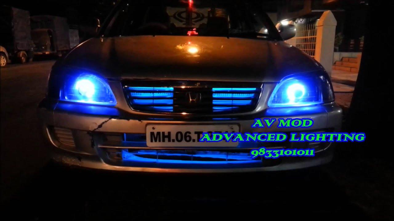 Honda City Type2 Projector Headlight By Vishal Doovi