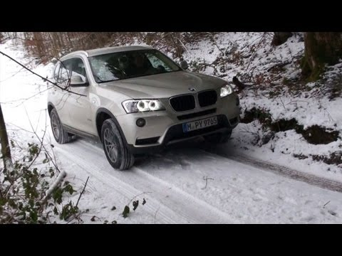 Test: BMW X3 xDrive