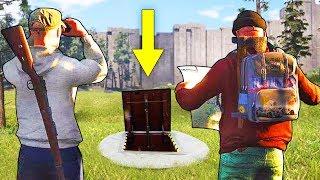 We Found A New SECRET Bunker! - Scum #3