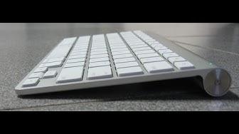 Como configurar el teclado de un mac (español ISO)