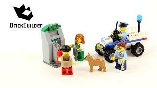 Lego City 60136 Police Starter Set - Lego Speed Build