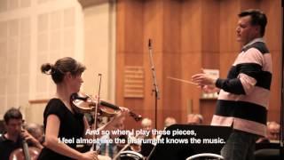 Lisa Batiashvili plays Brahms and Schumann (Teaser 2)