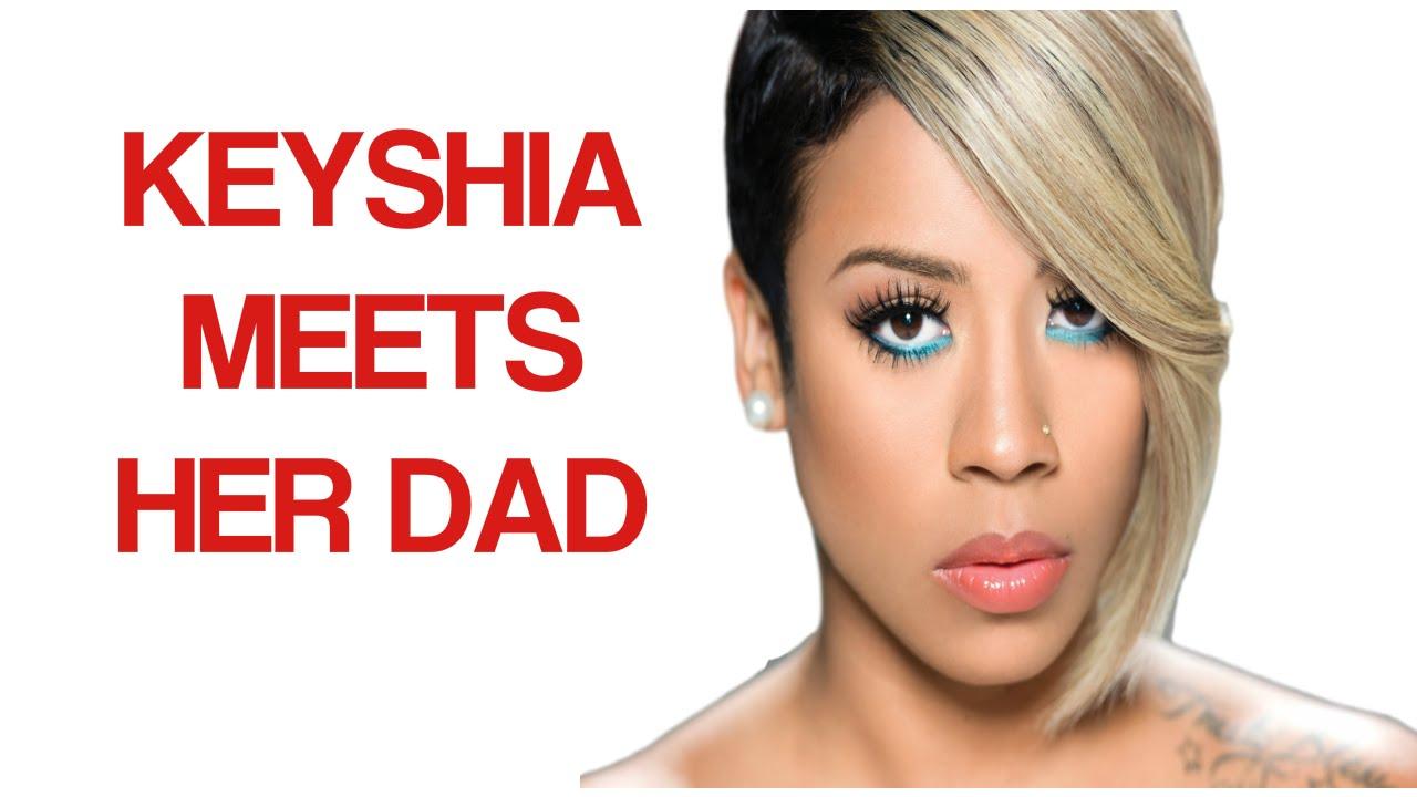 5cedd3b36d Keyshia Cole Finally Finds Her Dad.. Virgil Hunter - YouTube
