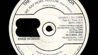 """THE YOUNGER GENERATION - We Rap More Mellow (12"""" - 1979)"""