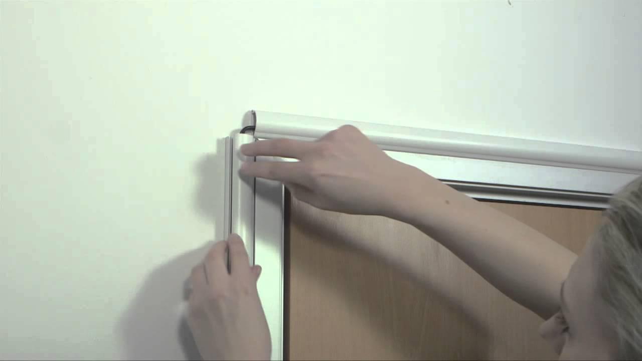 screwfix clip over door top bend youtube Rope Frame Clip Art