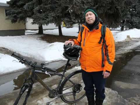 Sustainable Transportation Winter Cycling