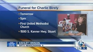 Funeral for Charlie Birely