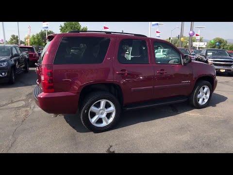 Lithia Chevrolet Redding >> 2008 CHEVROLET TAHOE Redding, Eureka, Red Bluff, Chico ...