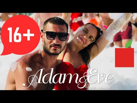 ADAM & EVE Hotel Adults Only +16 ❤ Отель 🏩 Адам 💑 и Ева 🐚 Белек 🐠 Турция 🇹🇷part I