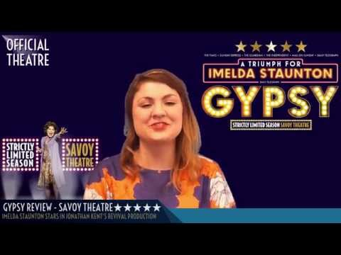 Gypsy Review Savoy Theatre ★★★★★
