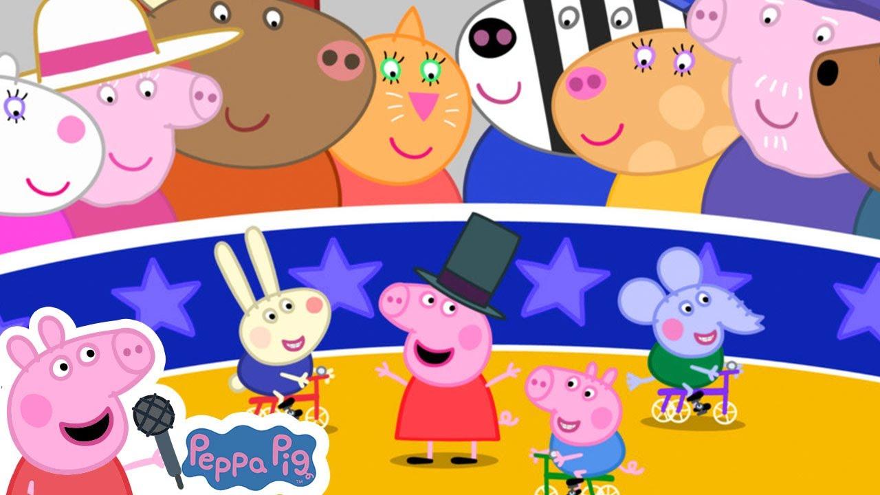 Animal Sounds Songs with Peppa   Peppa Pig Songs   Peppa Pig Nursery Rhymes & Kids Songs