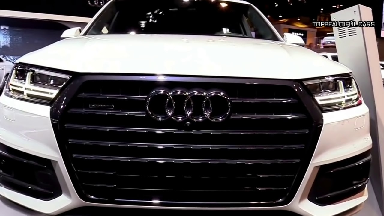 2019 Audi Q7 Interior Exterior Youtube