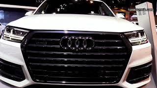 2019 Audi Q7 Interior Exterior