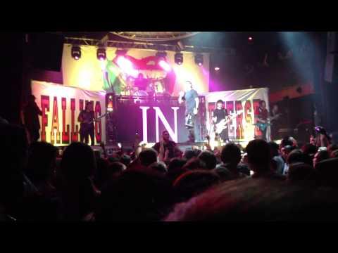 Falling In Reverse Live Full Set 2014 Fort Lauderdale, Florida 01/25/14 HD Ronnie Radke