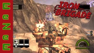 Iron Brigade: 4 Player Co-op Mech Fueled Fun Continued