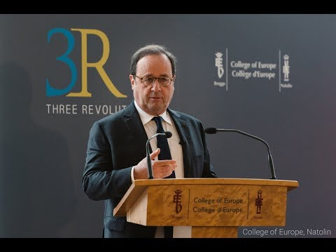 François Hollande – on negotiations which lead to signing of the Minsk Agreement