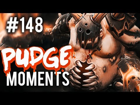 Dota 2 Pudge Moments Ep. 148